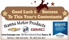 Good Luck & Success To This Year's Rodeo Contestants