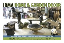 IRMA HOME & GARDEN DECOR