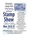 Edmonton Stamp Club 2018 Spring National