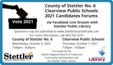 Clearview Public Schools 2021 Candidates Forums