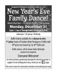 The New Year's Eve Family Dance