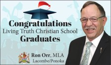 Congratulations Living Truth Christian School Graduates