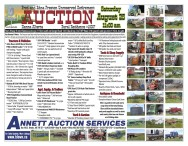 Fred and Edna Preston Unreserved Retirement AUCTION