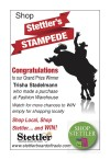 Shop Local, Shop Stettler... and WIN!
