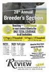 28th Annual Breeder's Section