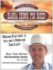 34th Annual Hanna Indoor Pro Rodeo