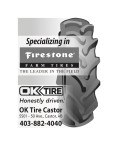 Specializing in Firestone FARM TIRES